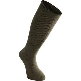 Woolpower 600 Knee-High Socks Pine Green